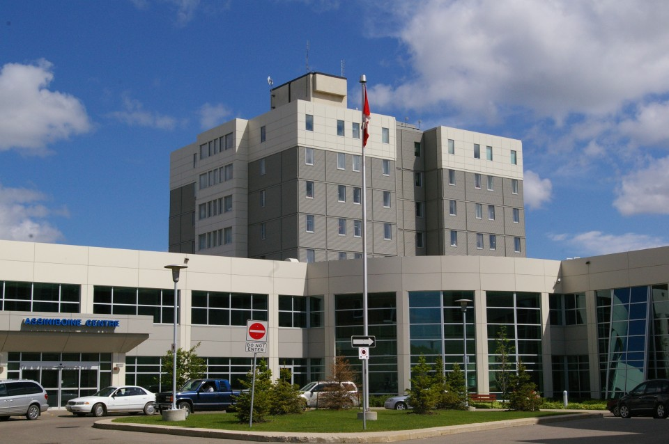 The Medical Transportation Coordination Centre is located on the grounds of the Brandon Regional Health Centre.